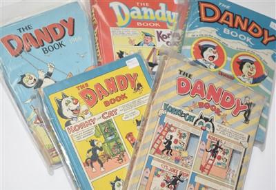 Lot 904-Dandy Books
