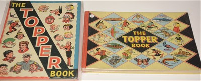 Lot 908-The Topper Book