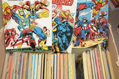 Lot 930 - Miscellaneous American and British Comic Annuals