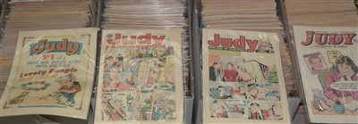 Lot 1177-Judy Stories for Girls Comics