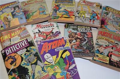 Lot 1260 - Sundry Silver Age comics various publishers