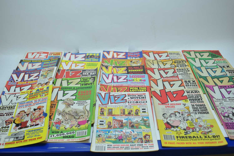 Lot 5-Viz Comics