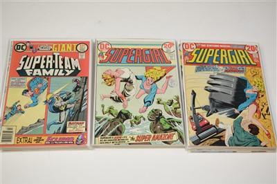 Lot 1300 - Supergirl comics