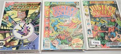 Lot 1319 - All-Star Comics