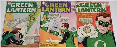 Lot 1416 - Green Lantern Nos. 10,11 and12.