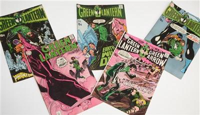 Lot 1423 - Green Lantern Comics