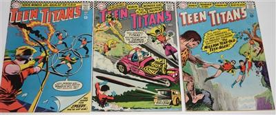 Lot 1427 - Teen Titans Comics