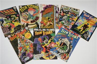 Lot 1429 - Teen Titans Comics