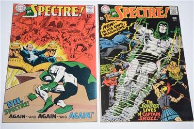 Lot 1431 - The Spectre Comics