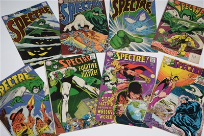 Lot 1432 - The Spectre Comics