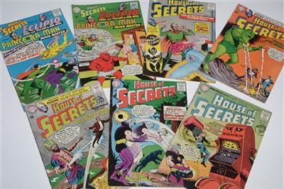 Lot 1433 - House of Secrets Comics
