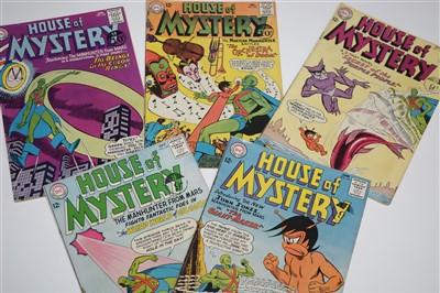 Lot 1434 - House of Mystery Comics
