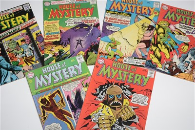 Lot 1435 - House of Mystery Comics