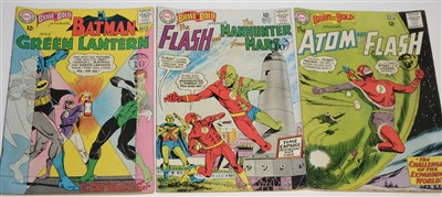 Lot 1441 - The Brave and The Bold Presents Comics