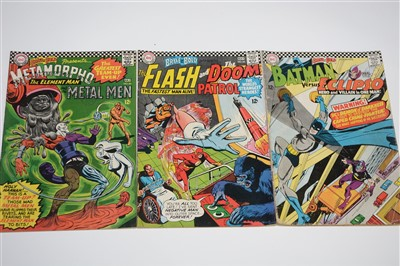 Lot 1445 - The Brave and The Bold Comics