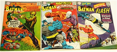 Lot 1446 - The Brave and The Bold Comics