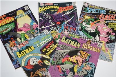Lot 1447 - The Brave and The Bold Comics