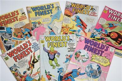 Lot 1452 - World's Finest Comics