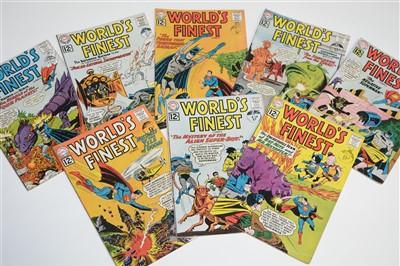 Lot 1453 - World's Finest Comics