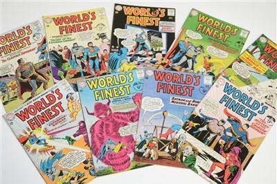 Lot 1454 - World's Finest Comics
