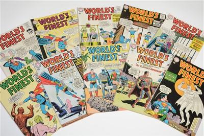 Lot 1455 - World's Finest Comics
