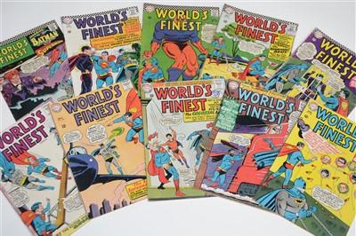Lot 1456 - World's Finest Comics