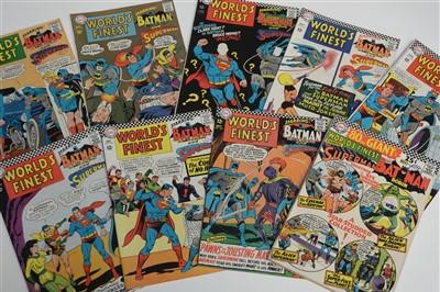 Lot 1457 - World's Finest Comics
