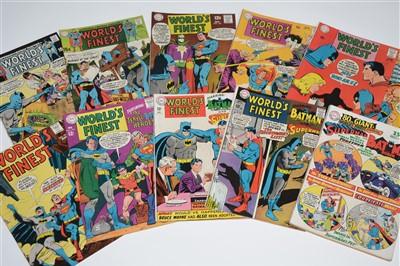Lot 1458 - World's Finest Comics