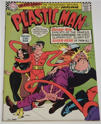 Lot 1460 - Plastic Man Comic