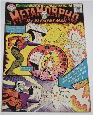 Lot 1461 - Metamorpho No.1 Comic