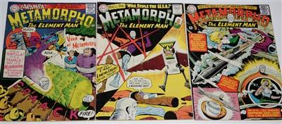 Lot 1462 - Metamorpho Comics