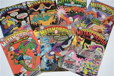 Lot 1464 - Metamorpho Comics