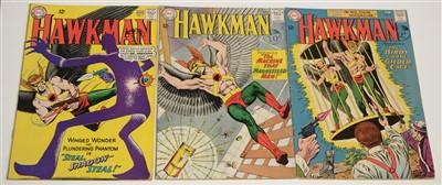 Lot 1465 - Hawkman Comics
