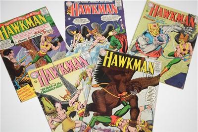 Lot 1466 - Hawkman Comics