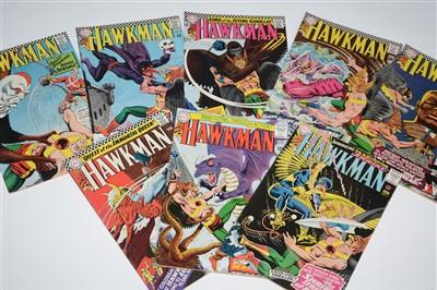 Lot 1467 - Hawkman Comics