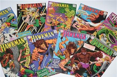 Lot 1468 - Hawkman Comics