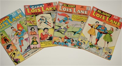 Lot 1469 - Lois Lane Annuals