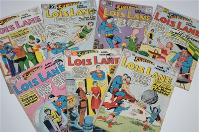 Lot 1470 - Lois Lane Comics