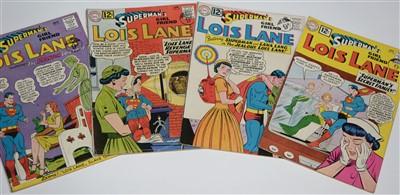 Lot 1471 - Lois Lane Comics