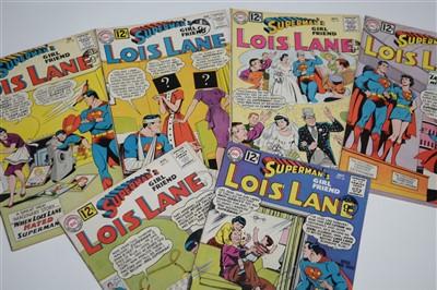 Lot 1472 - Lois Lane Comics