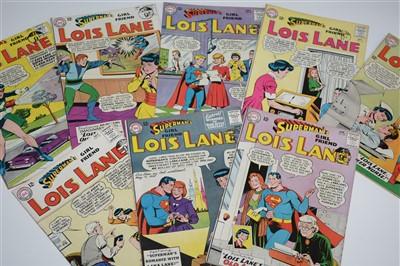Lot 1473 - Lois Lane Comics