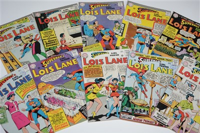Lot 1475 - Lois Lane Comics