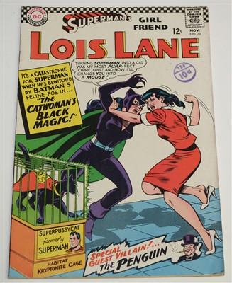 Lot 1476 - Lois Lane No.70 Comic
