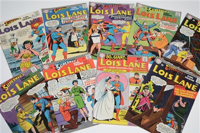 Lot 1477 - Lois Lane Comics