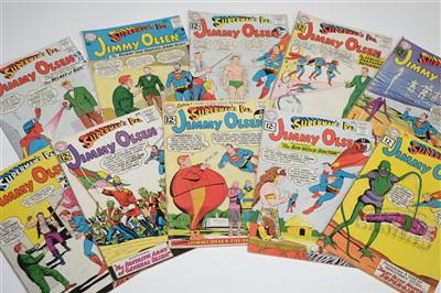 Lot 1481 - Jimmy Olsen Comics