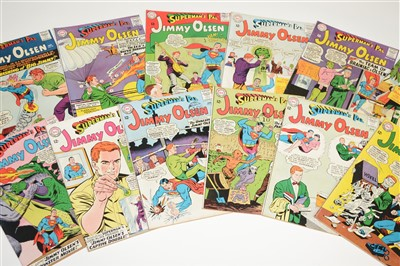 Lot 1483 - Jimmy Olsen Comics