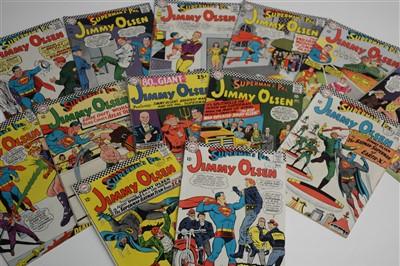 Lot 1484 - Jimmy Olsen Comics