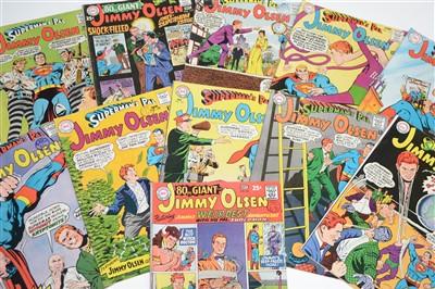 Lot 1485 - Jimmy Olsen Comics