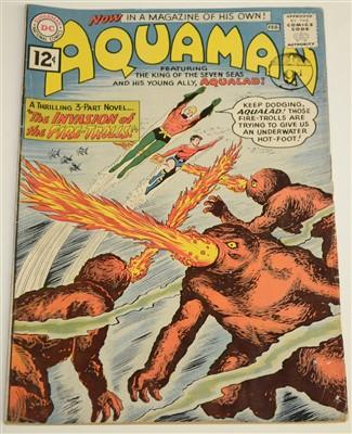 Lot 1487 - Aquaman Comic