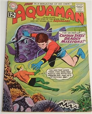 Lot 1488 - Aquaman No.2 Comic